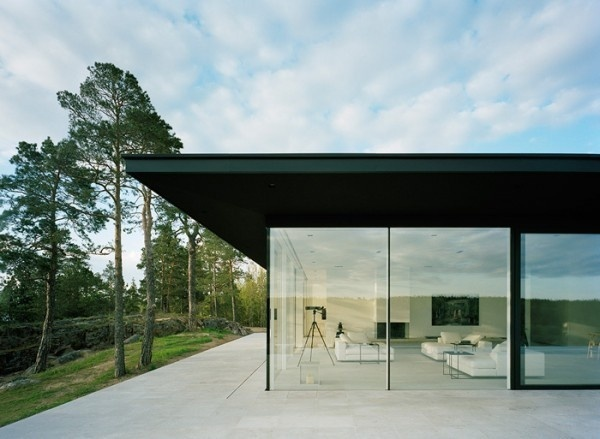 CJWHO ™ (Modern Lake House by John Robert Nilsson Overby...) #house #design #photography #architecture #lake #exteriors #luxury