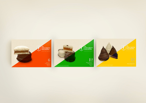 lovely package el gauchito salteno 1 #modern #packaging #diagonal #bold color