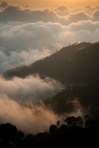 IG075 #mountain #sunset