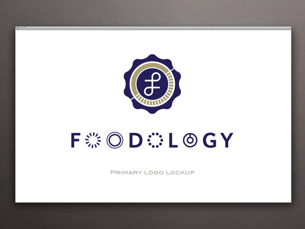 Good design makes me happy: Project Love: Foodology Branding #logo