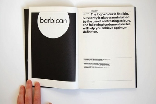 14-15 | Flickr - Photo Sharing! #barbican #identity #guidelines