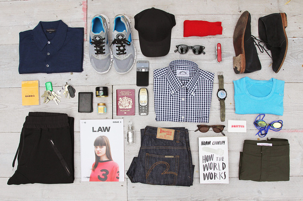 Image of Essentials: Jonathan Freedman of Brutus #fashion #clothing #apparel