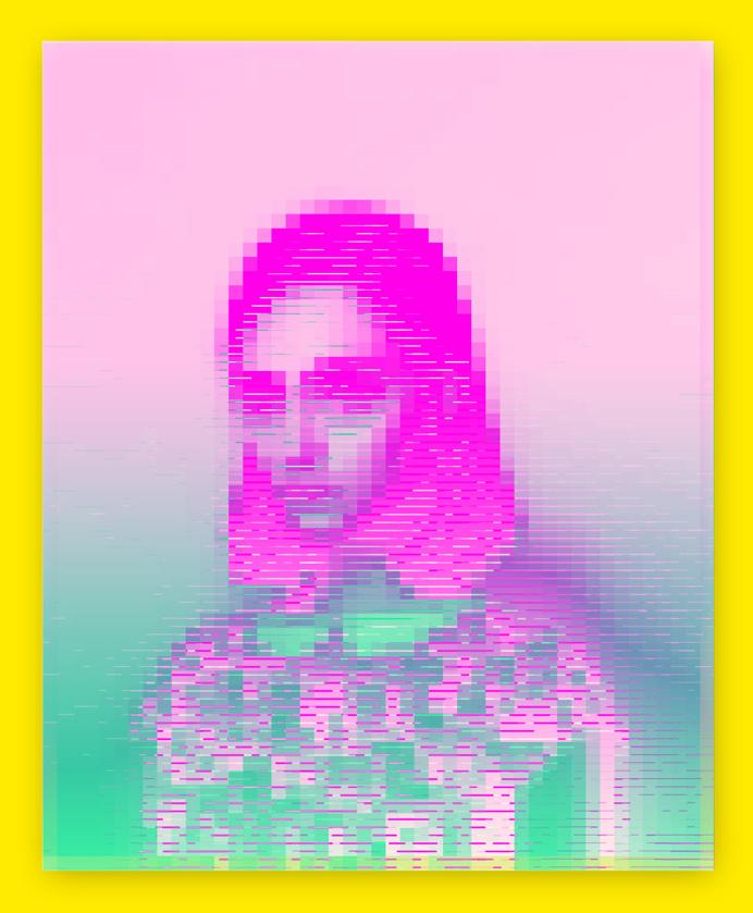motion graphic pixel