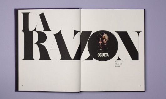 Mucho: New Year Special | September Industry #print #typography