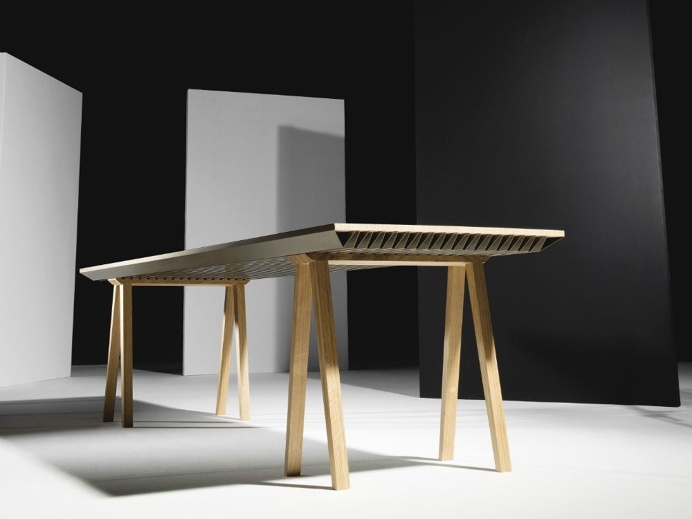 ZEF Climatic Table This Table Sucks Up Heat to Lower Your AC Bills | WIRED