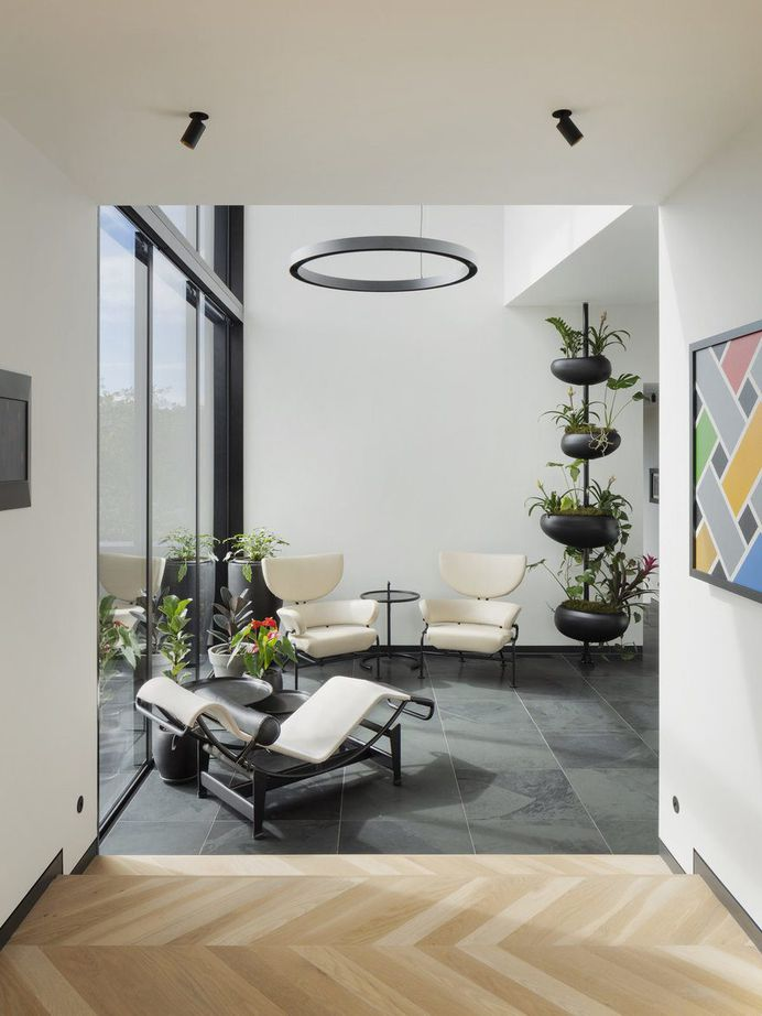 Railley House , Daniel Marshall Architects 6