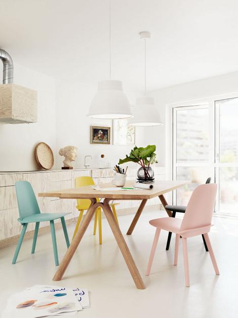 Varia — New catalogue by Muuto #interior #kitchen #livingroom