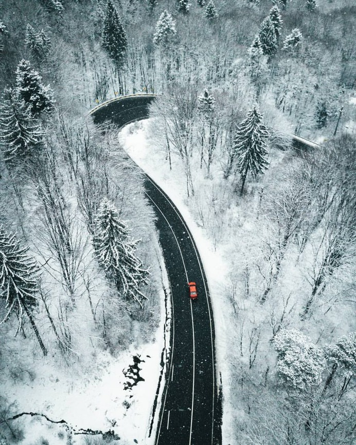 Romania From Above: Stunning Drone Photography by Szabó Ervin