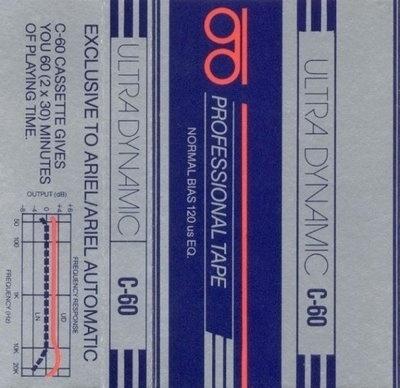 Mr Krum & His Wonderful World Of Bizarre: Blank Cassette Tapes (part 2) #dynamic #tape #cassette #design #retro #ultra #hifi #audio #blank