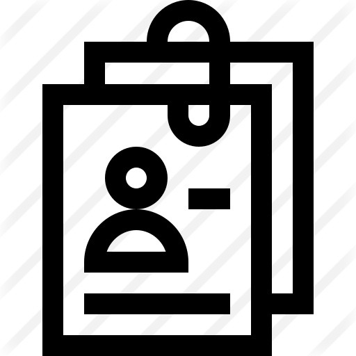See more icon inspiration related to files and folders, sheets, archive, paperclip, notes, document, paper, business and profile on Flaticon.
