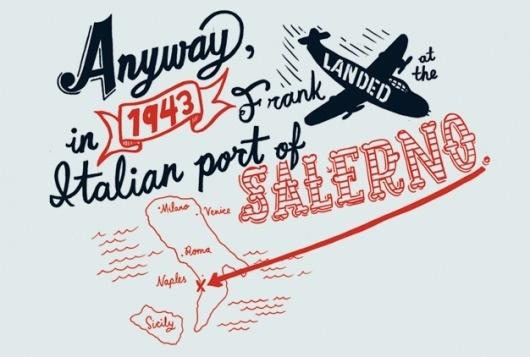 Baffito's — Bar & Pizzeria #type #poster #sbstudio