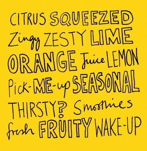 Rob Clarke Typography