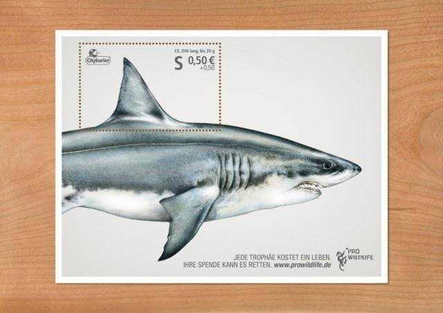 Pro Wildlife Campaign3 #stamp #wildlife #animals