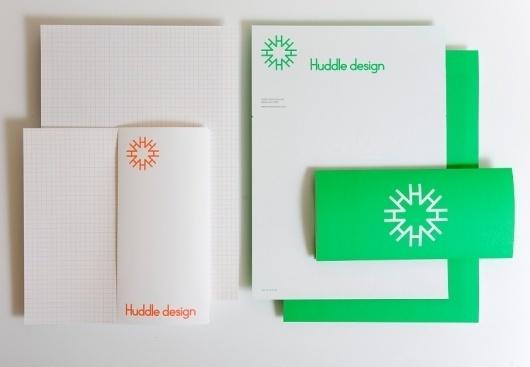Huddle design : A Friend Of Mine #huddle #print #design #afom