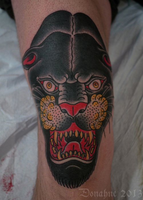 Best Panther Tattoo Tumblr images on Designspiration