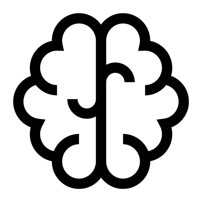 See more icon inspiration related to brain, healthcare and medical, human brain, anterior part, brain anterior, body organ, body part and education on Flaticon.