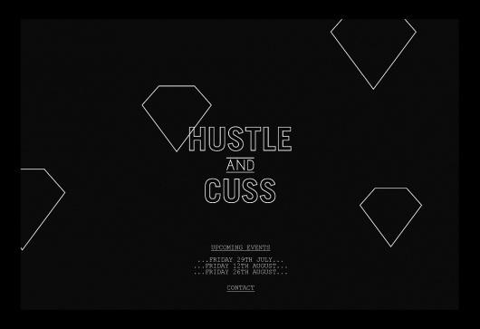 Family +44 7595 746 785 — Hustle & Cuss #branding #design #identity #logo #typography