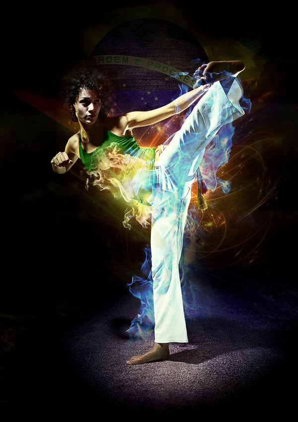 Capoeira #wallpaper #woman #marinelli #capoeira #rodrigo #sports #brazil