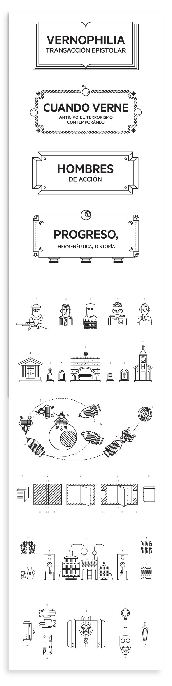 Jot Down nº3, Contemporary Culture Mag #illustration #icons