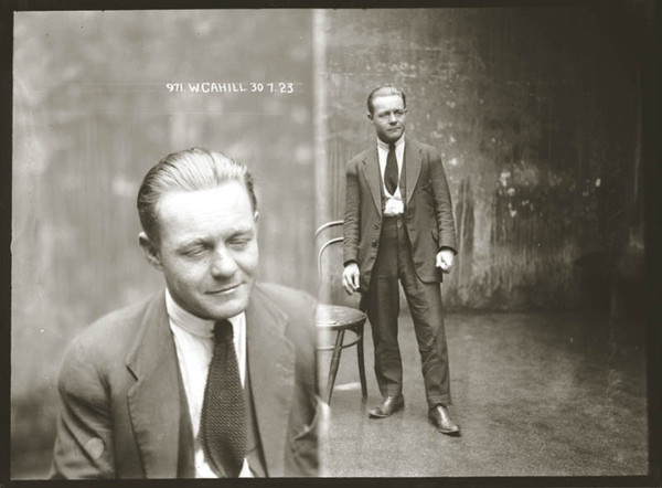 Mugshots from the 1920s are Significantly Cooler Than Mugshots from Today #1920 #mugshot