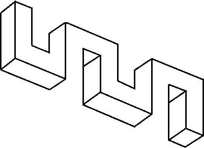 Illusions - Almost Real #illusion #geometric