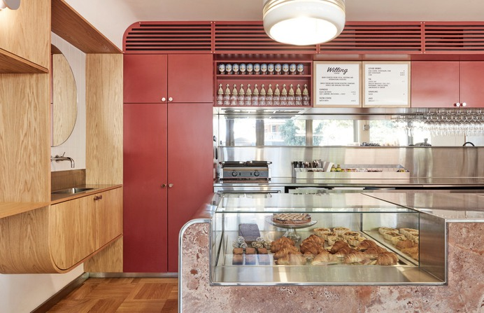 Perth cafe is a 'jewellery box' of classic Italian design - The Spaces