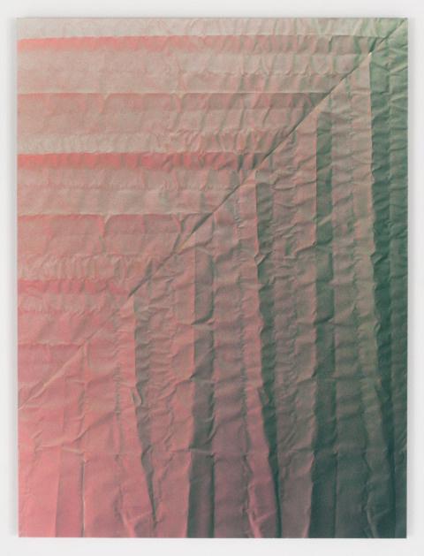 Tauba Auerbach | PICDIT #design #graphic #painting #art #colour