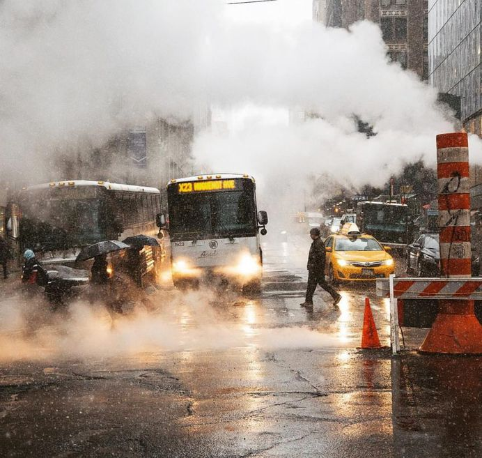 Street Photography in New York City by Bibek Singh