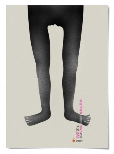 david de la fuente #erotica #semana #de #legs #spai #la #fuente #barcelona #poster #david #sitges