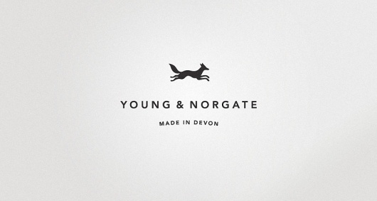 Young & Norgate | Branding Design | A-Side #logotype #identity #retro #modern