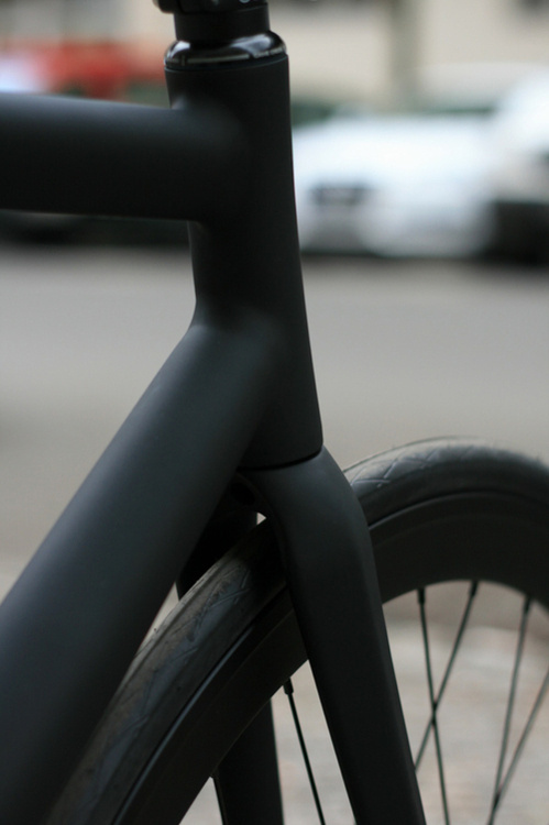 Dailymovement #frame #bike #matt #black