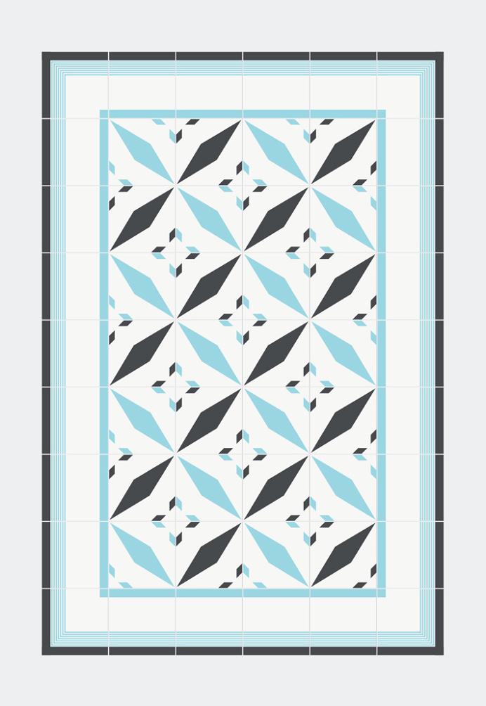 Hidraulik by Huaman #design #geometric #tiles #shapes #photography