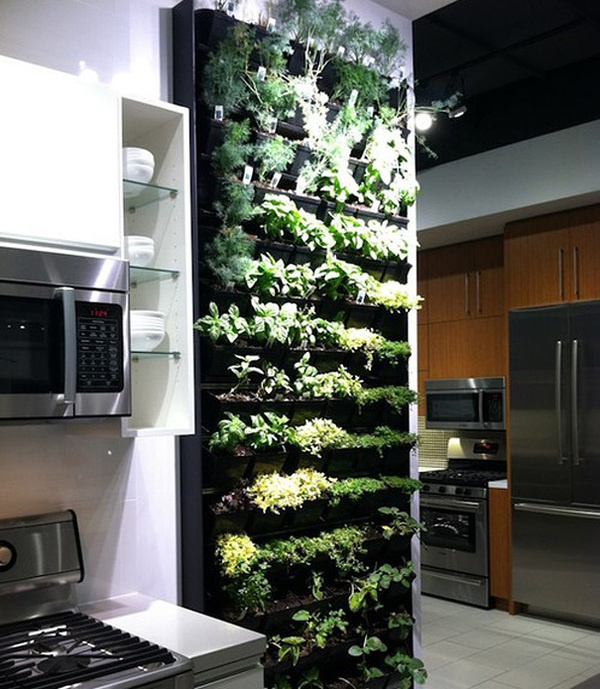 33 Amazing Ideas That Will Make Your House Awesome | Bored Panda #interior #garden #urban #herb
