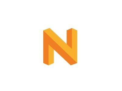 Dribbble - N logo by Jord Riekwel