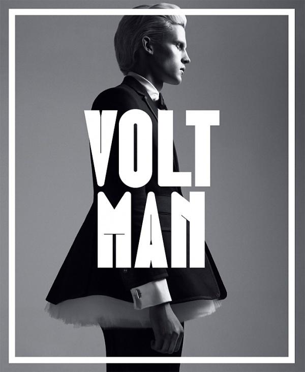 VOLT'S VAULT   VOLT MAN   Volt Café   by Volt Magazine #volt #cafe #fashion #layout #editorial