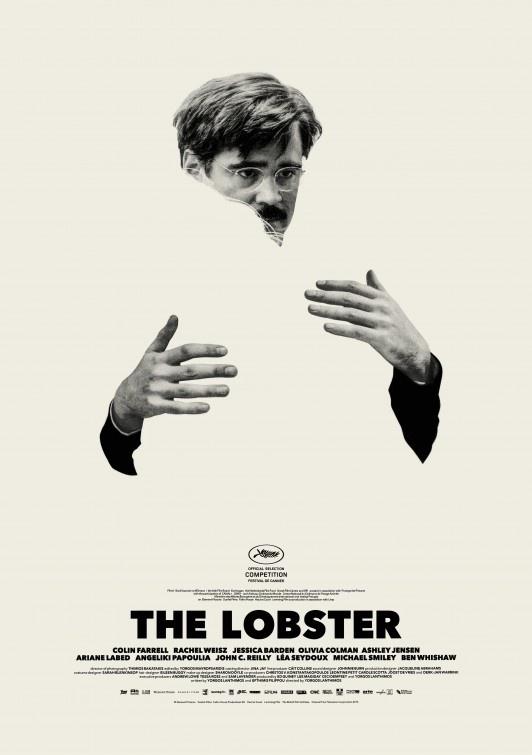 The Lobster, MNP, Vasilis Marmatakis #movie #film #poster
