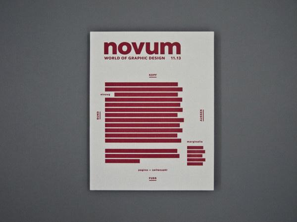 Novum 11/13 Covergestaltung #hardcover #print #book #novum #cover #screen #gebrauchsgraphik #magazine