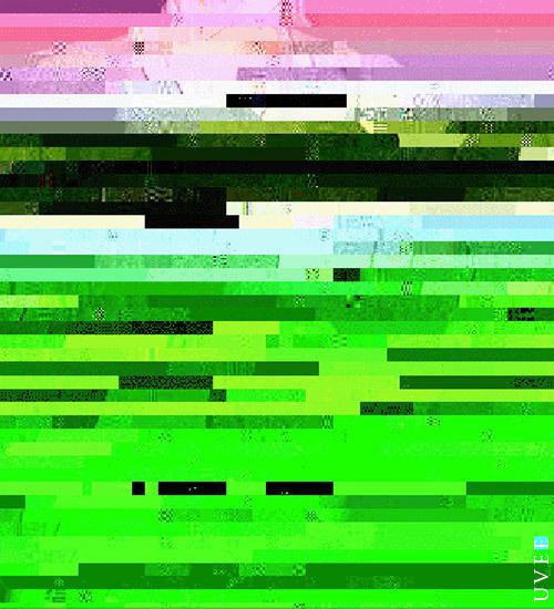 Zoom Photo #tech #neons #glitch #pattern