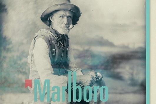 Marlboro rebrand concept . on the Behance Network #marlboro #cigarette #rebrand #cigarettes #pack