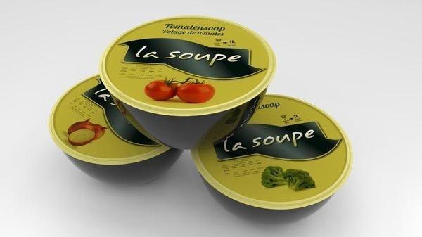 Redesign La Soupe #la #soup #soupe #food