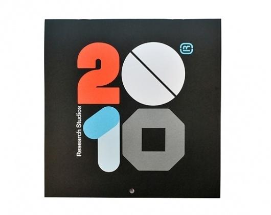 Research Studios / RS Calendar 2010 #studios #brody #calendar #research #neville