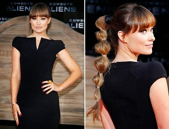 10 Segmented Ponytail Hairstyle #hairstyles #segmented #hairstyle #ponytail