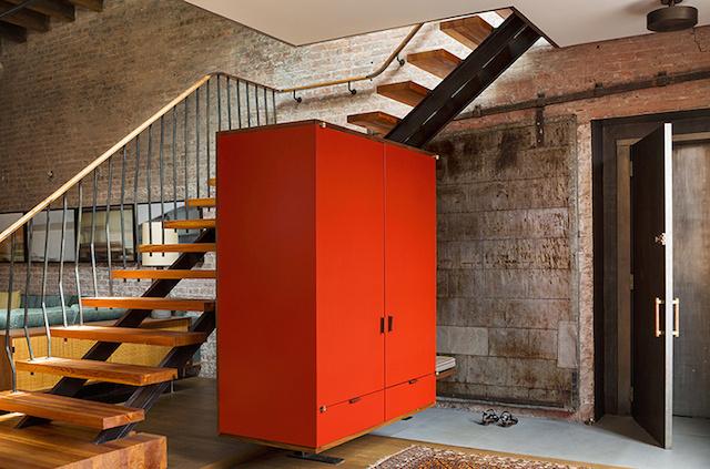 Amazing Loft with Rooftop in Manhattan -7 #interior #design #decor #deco #decoration