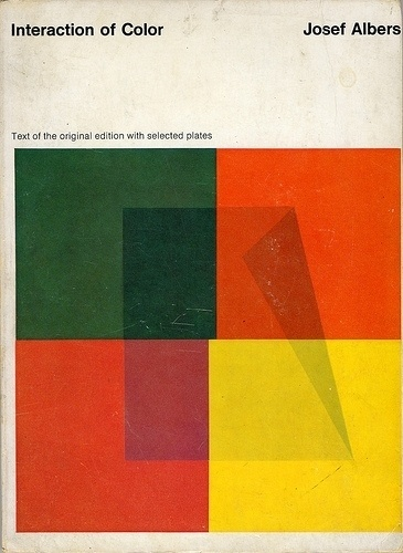 tumblr_ljxx05U5sE1qzoj2qo1_400.jpg 365×500 pixels #interaction #color #book #with #cover #colors #albers #josef