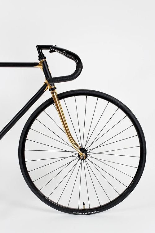 Bike #products #gold #bike #cicicle #minimalist