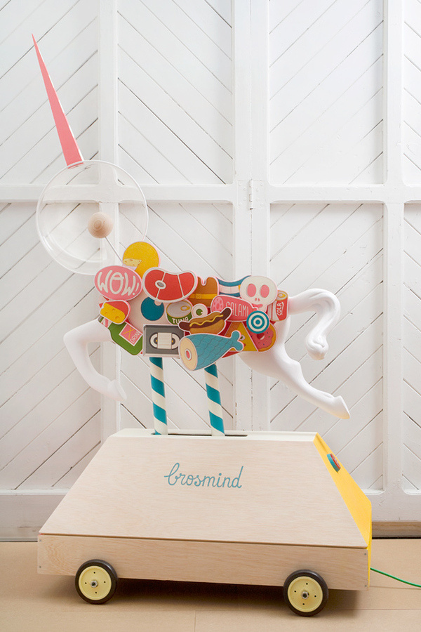 Unicorn #brosmind #sculpture #whats #inside