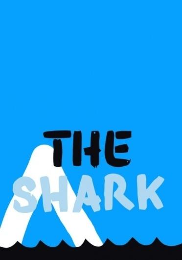 http://stormmajki.tumblr.com/ #font #text #water #lyrics #illustrator #shark #waves