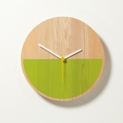 Primary Clock - Minimalissimo #based #design #products #product #wood