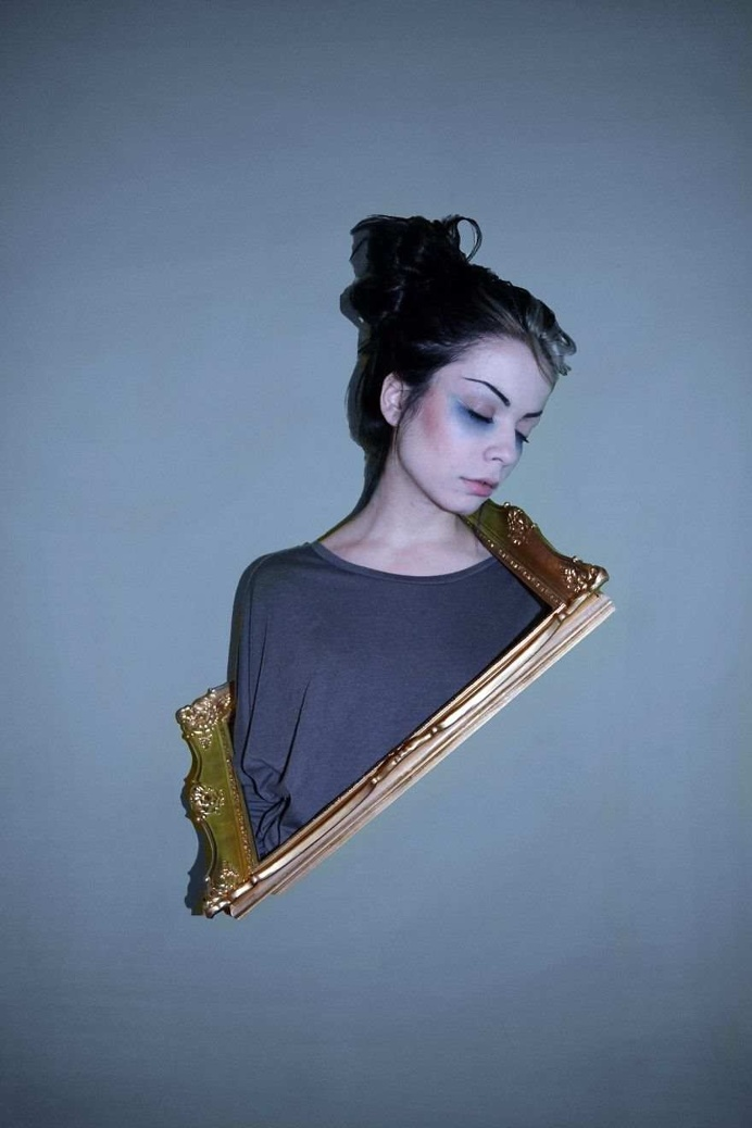 Fine Art Self-Portraits by Milica Staletovic