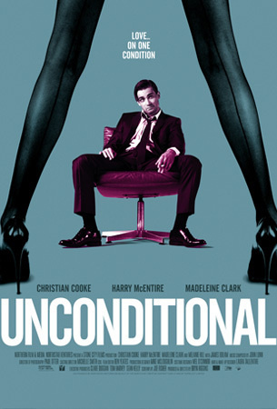Unconditional - 1 SHEET #film #movie #film poster #movie poster #one sheet